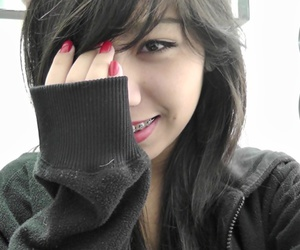 alternative, cute girl, and eyes image