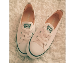 casual, shoes, and converse image