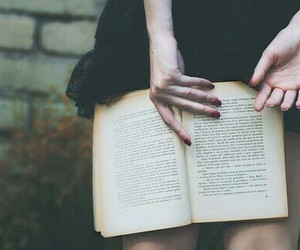 book, vintage, and grunge image