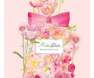 dior, perfume, and miss dior image
