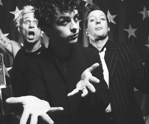 green day, band, and billie joe armstrong image