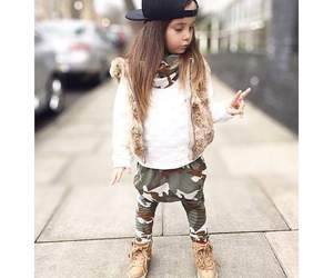 fashion, little, and girl image