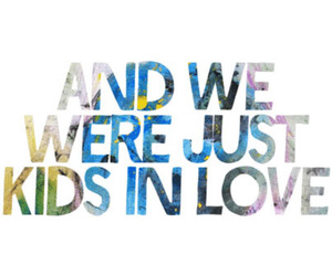 love, kids, and mayday parade image