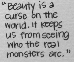 quote, beauty, and text image