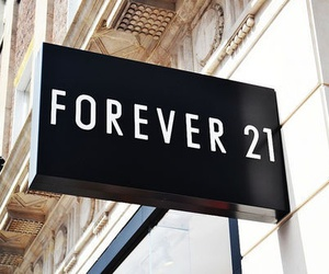 forever 21, clothes, and shop image