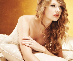 beautiful, taylor, and I Love You image