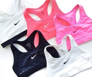 fashion, nike, and sport image