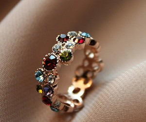 ring, accessories, and gold image