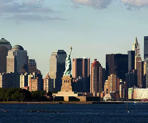 new york city, place, and travel image