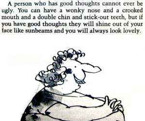 lovely, quotes, and Roald Dahl image