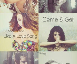 come and get it, wallpaper, and selena gomez image