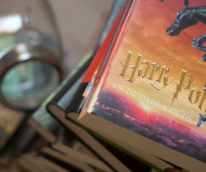 harry potter, book, and photography image