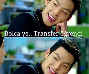 the heirs, kim woo bin, and transfer öğrenci image