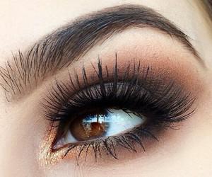 make up, makeup, and beautiful image