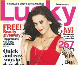 katy perry and Magazine Covers image