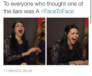 pll, facetoface, and art image