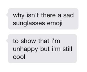 emoji, cool, and funny image