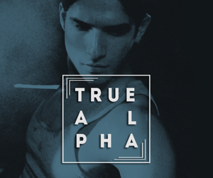 teen wolf, alpha, and tyler posey image