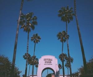 universal studios, beautiful, and california image