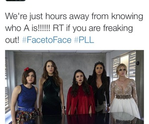 pretty little liars, abc family, and pll image