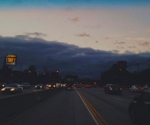 travel, car, and grunge image