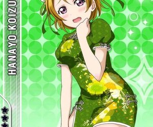 anime, card, and love live image