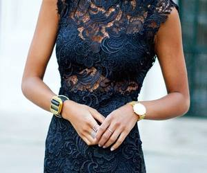 lace and navy image