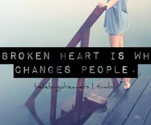 change, heart, and people image