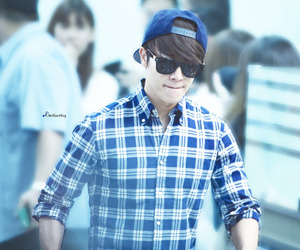 donghae, guy, and handsome image
