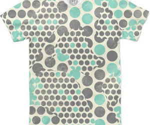 boys, pattern, and tee image