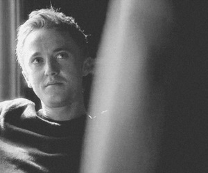 harry potter, movie, and tom felton image