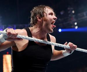 unstable, wwe, and dean ambrose image