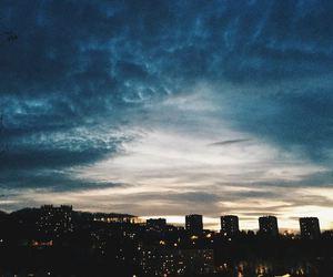 amazing, blue, and city image