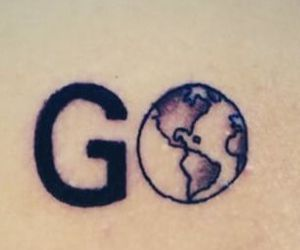 tattoo, go, and world image