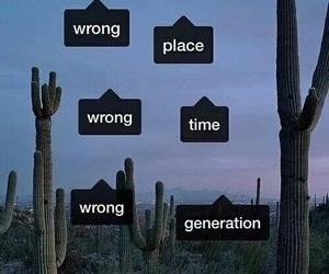 wrong, generation, and grunge image