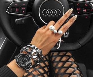 car, fashion, and audi image