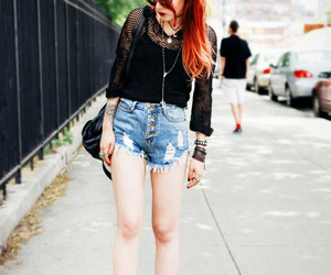 fashion, outfit, and luanna image