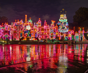 colorful and disney image