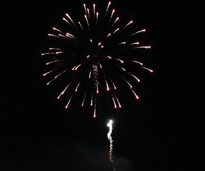 4, beautiful, and fireworks image