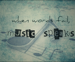 fail, music, and music speaks image