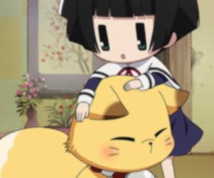 kokkuri-san, anime, and kohina image