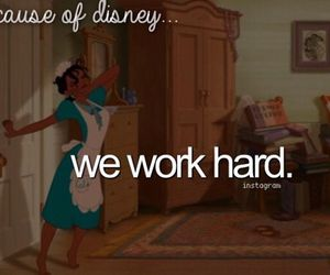 disney and because of disney... image