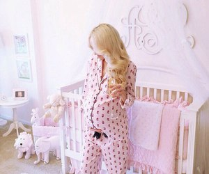 baby, cute, and home image