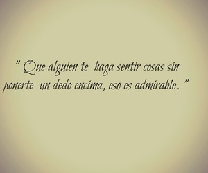 love, frases, and admirable image