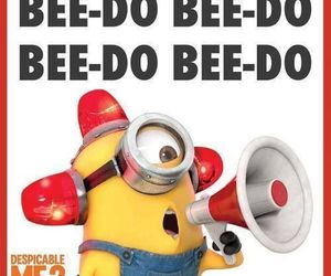 fire, minions, and despicable me 2 image