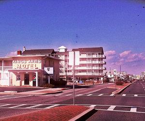 maryland, beach, and motel image
