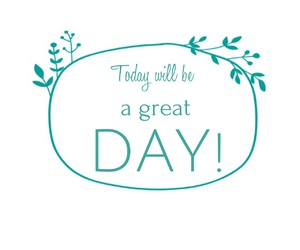 day, great, and quote image