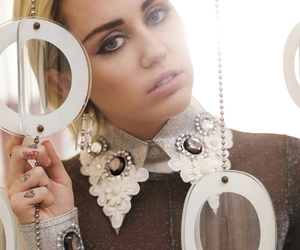 miley cyrus and marie claire image