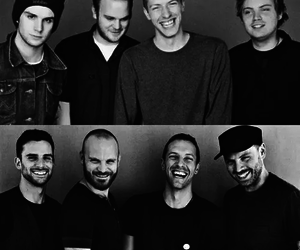 coldplay, music, and years image