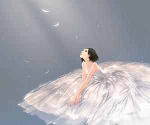 anime, beautiful, and sweet image